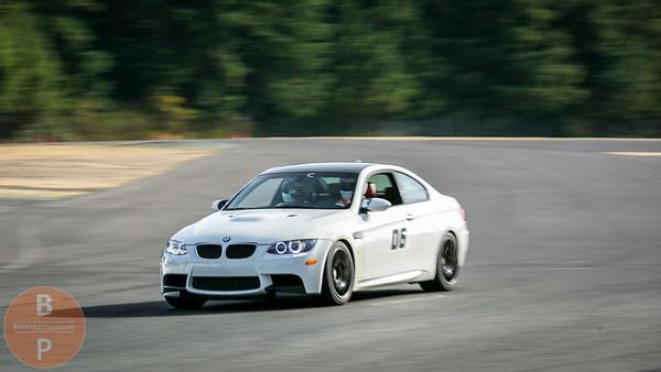 BMW CCA Puget Sound Region Track Day 8/25/2017