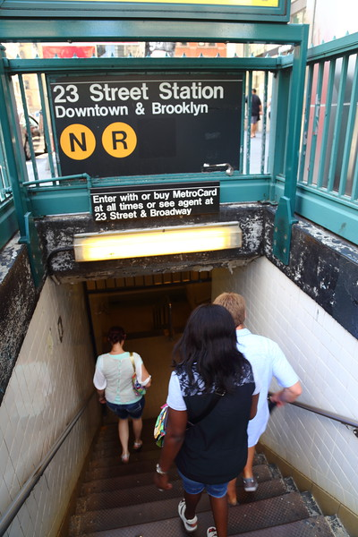 To the Subway