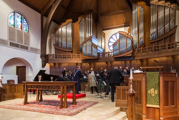 FPC Kerrville Choir Room