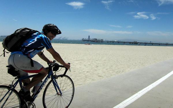 2010-08-02 - Bike Path to the Beach