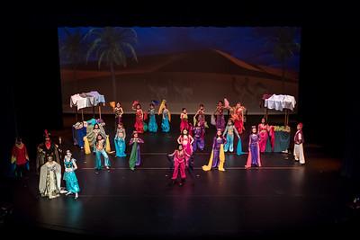 Disney Musical Aladdin Jr Play