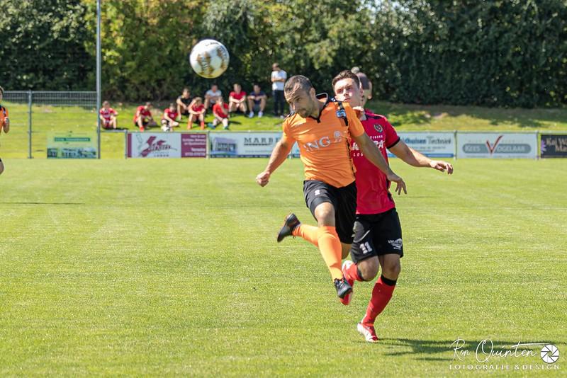 2021-08-14 VV Yerseke - VV Terneuzense Boys [oefen, 2-2]