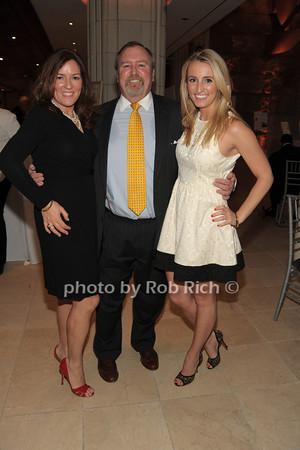 Mary Liz Kade, William Manning, Michaela Manning   photo  by Rob Rich © 2014 robwayne1@aol.com 516-676-3939