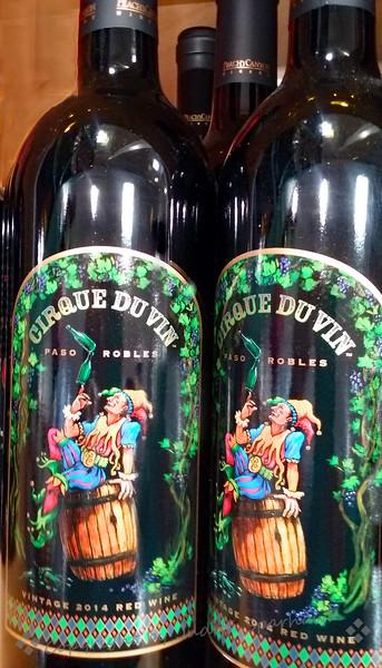 Cirque Du Vin