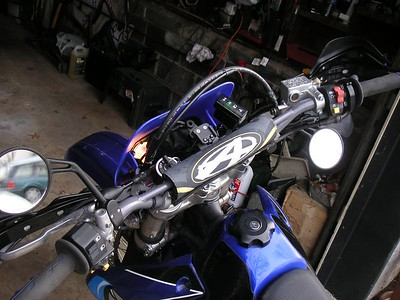DRZ S for Dual Sporting