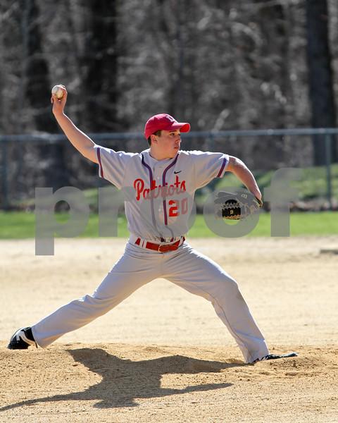 Mount Olive @ Lenape Valley Freshman Baseball