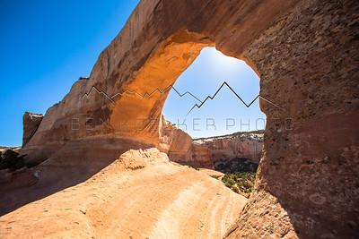 Wilson Arch, Canyonlands National Park, UT