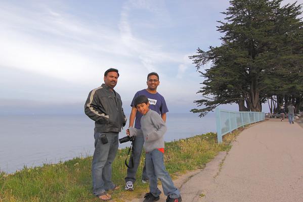 Santa Cruz Lighthouse State Park CA