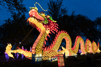 Chinese Lantern Festival in Franklin Square 2016