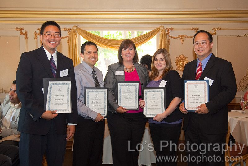 CSUF Entrepreneurship Class Awards and Graduation Social