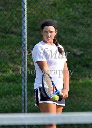 Wyomissing Girls High School Tennis 2012 - 2013