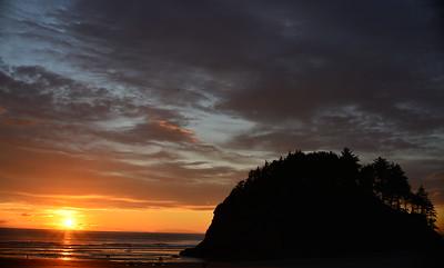 Neskowin - June 23rd - Sunset