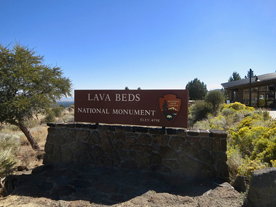 Lava Beds--The Cave Loop