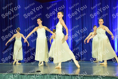 Special Performance by JR and SR Cecchetti Company