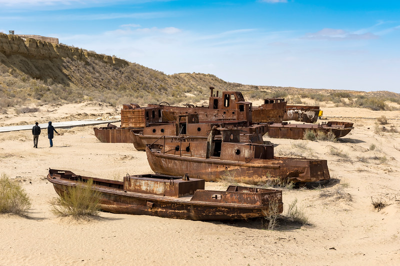 Moynaq Ship Cemetery
