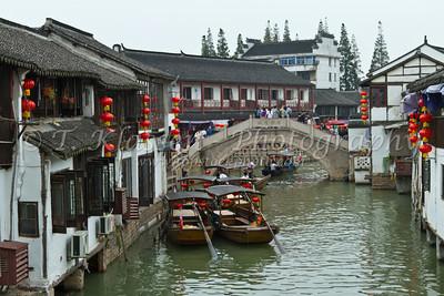 Zhujiajiao, Water Village