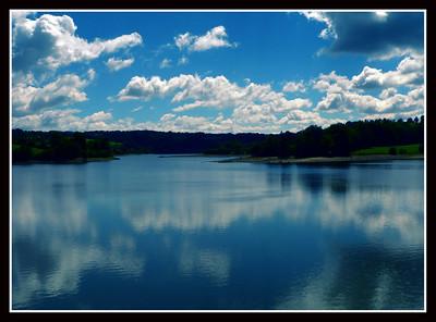 Lac Levezeu & Pont de Salars