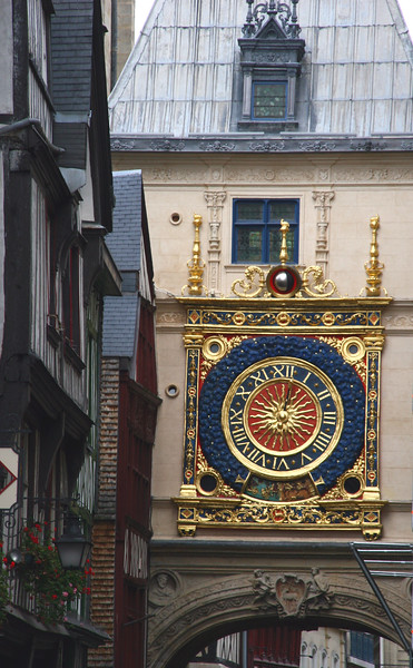 Le Gros Horlage (the big clock)