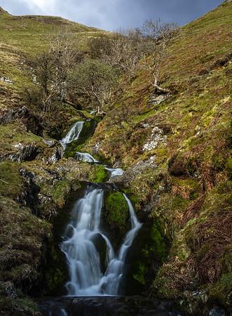 Dalveen Pass - Waterfall