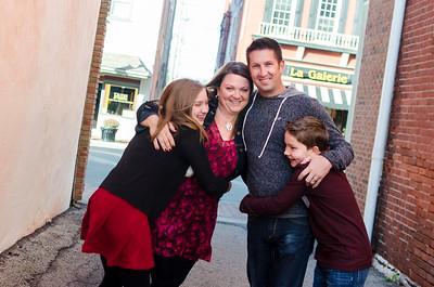 The Fairbanks Family
