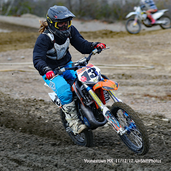 Youngstown MX  UpShiftPhotos 11/12/17