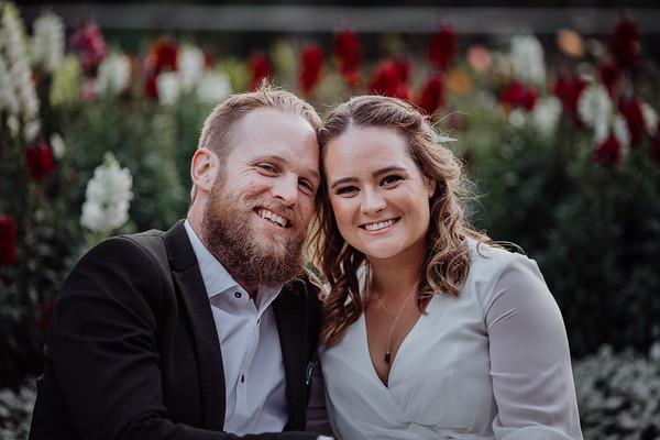 Natalie and Scott