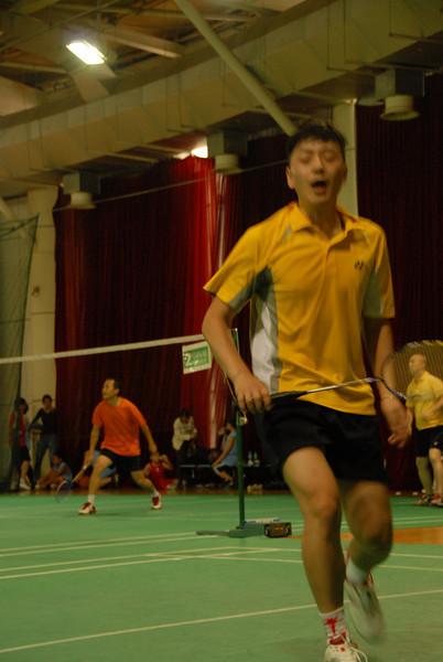 [20100918] Badminton PK with Hou Jiachang (12).JPG