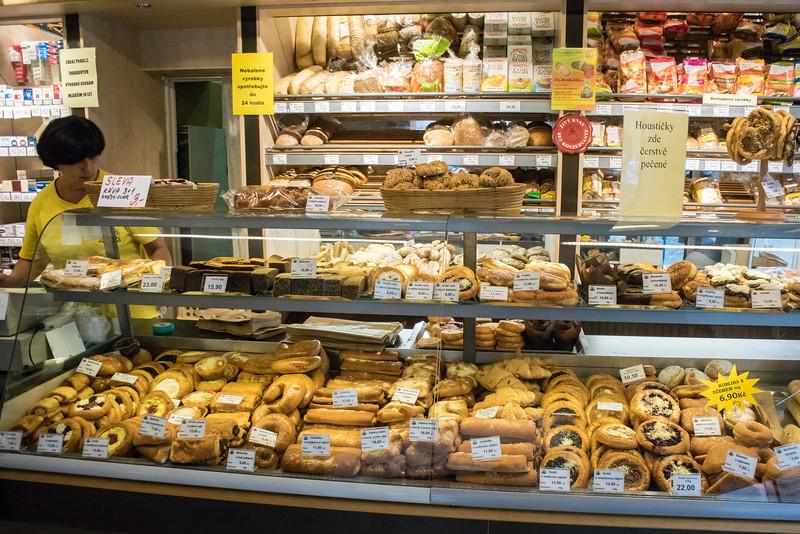 Holiday closed Jewish Quarter, bakery open
