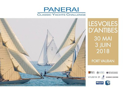 Les Voiles d'Antibes - 2018