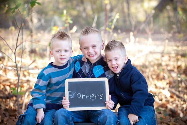 Miller Family - 2012