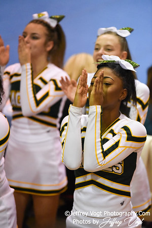 11-12-2016 Seneca Valley HS at MCPS Cheerleading Championship Division 3 at Montgomery Blair HS, Photos by Jeffrey Vogt Photography