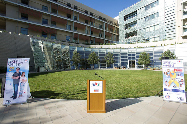 Lucile Packard Children's Hospital - Stanford, CA