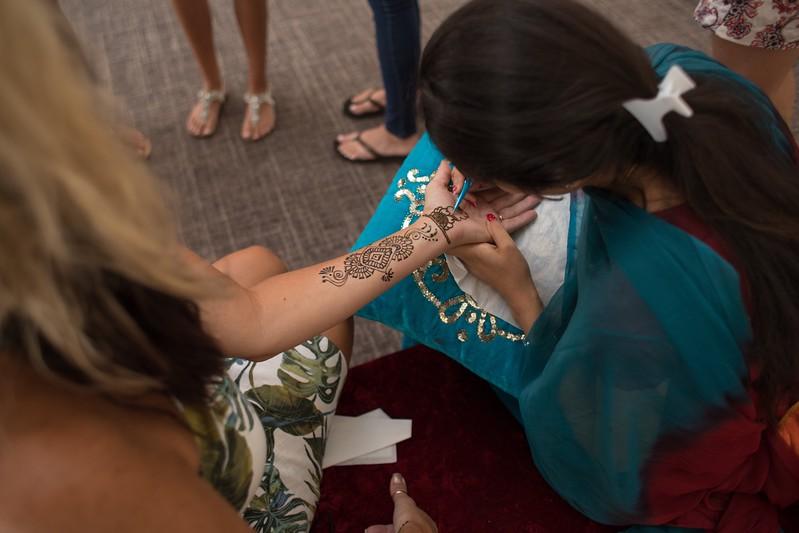LeCapeWeddings Chicago Photographer - Renu and Ryan - Hilton Oakbrook Hills Indian Wedding - Day Prior  106.jpg
