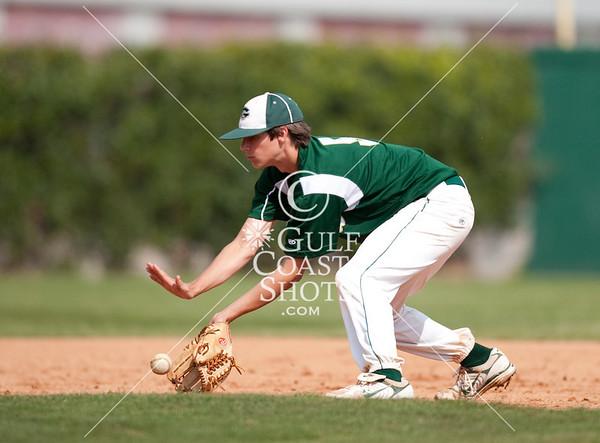 2010-03-27 Baseball Varsity Greenhill v EHS