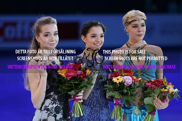 European Championships 2016 Ladies Free Program