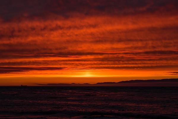 Sunrise & Sunsets