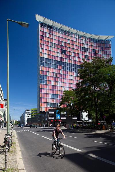 GSW Building, Kreuzberg district, Berlin, Germany
