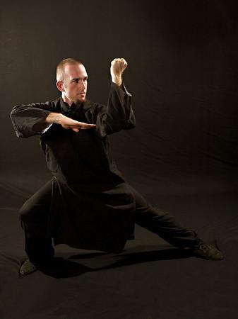 Shi Fa Jun Kung Fu Black Belt