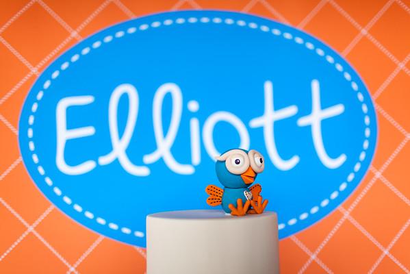 Elliott's Christening