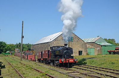 Bowes Railway -  A Perky 22