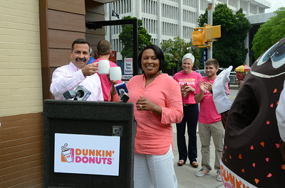 Dunkin' Donuts Opening 8/5/2014