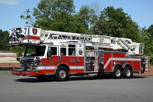 Somerset County Fire Apparatus