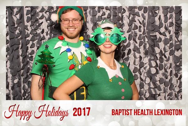 Baptist Health Lexington Holiday Party 2017