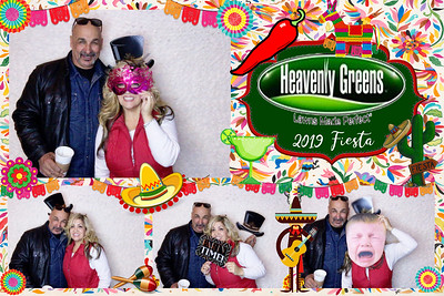 Heavenly Greens Annual Party 2019