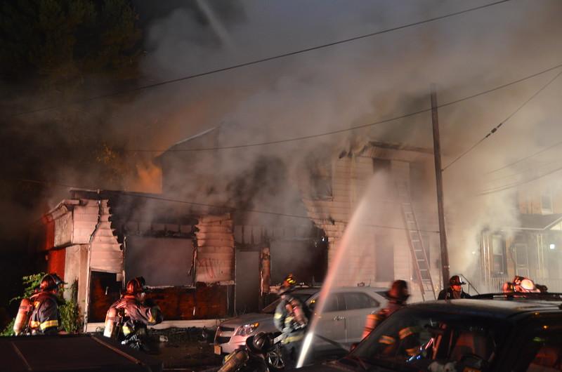 8-7-2014(Camden County)CAMDEN CITY 717 Spruce St.-2nd Alarm Dwelling