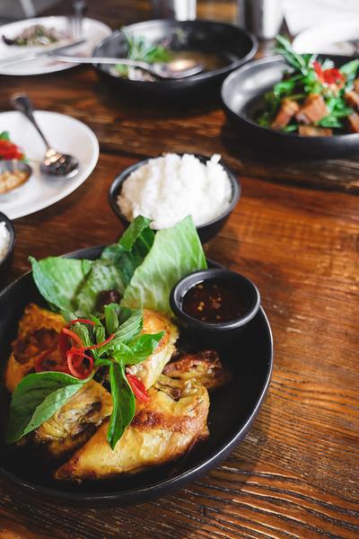 Thai style BBQ Chicken