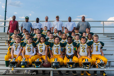 Nelson County Football - Juniors