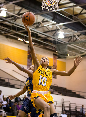 Women College Basketball: Bowie State vs. Johnson C. Smith