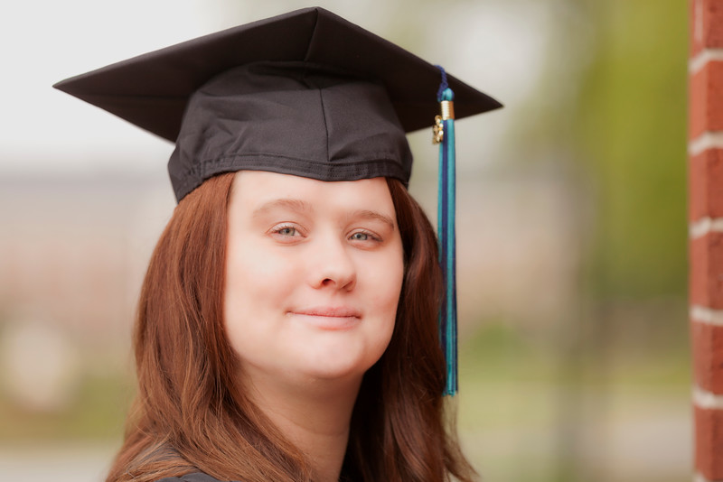 UNCW graduate 2016