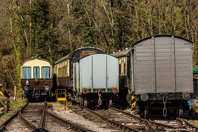 Forest Of Dean Steam Railway - Set 33